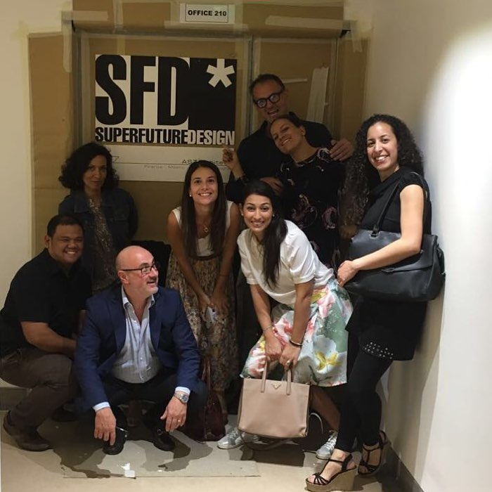Part of our SFD team!!! @d3dubai coming soon!!!