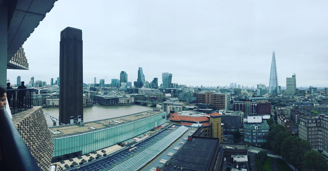 follow us around london 🇬🇧 #tategallery #londonfromtop #london #LDF16