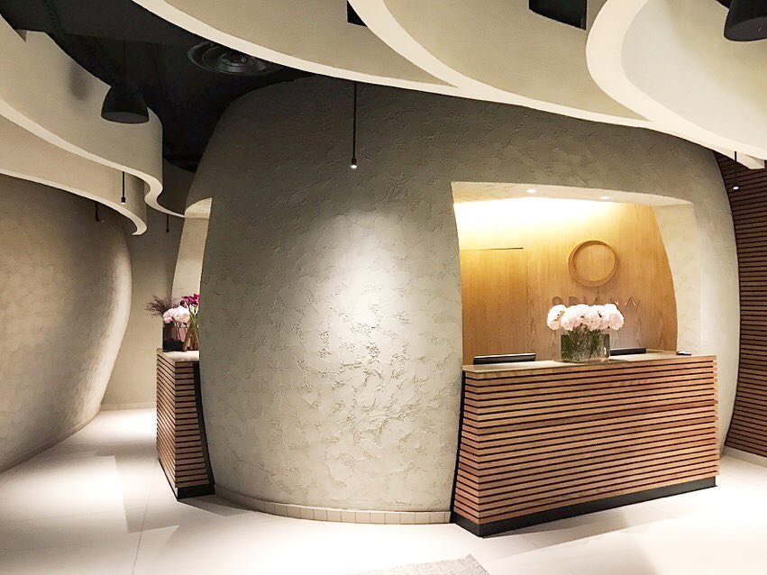 Interior Design For Oriana Spa In Jeddah Saudi Arabia By SUPERFUTUREDESIGN Superfuturedesign Ksa Saudiarabia Dubai Uae Dxb