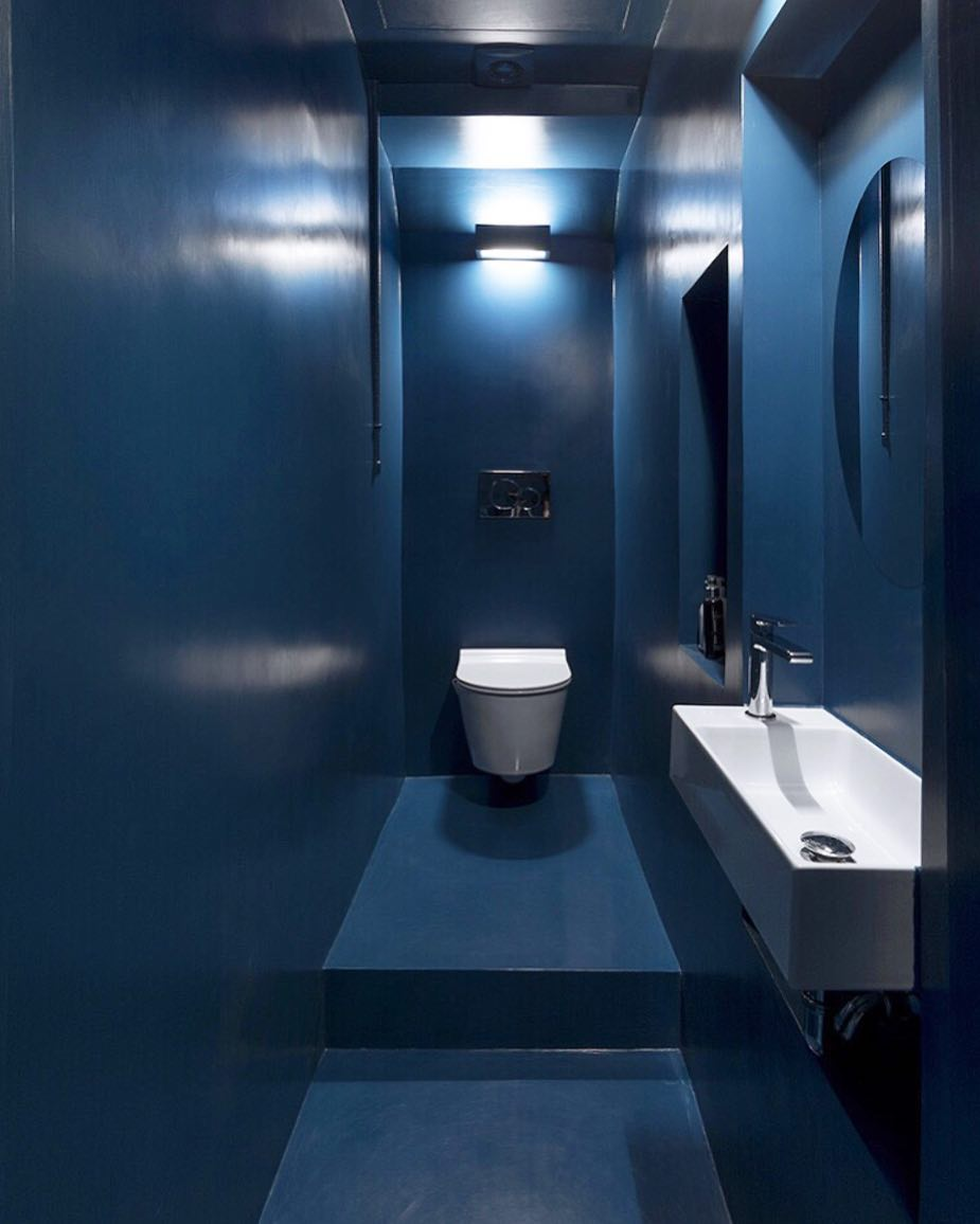 For us in @superfuturedesign  every corner of our projects is a surprise, bathroom goals at  the new @masel_milano boutique . . . . . #design #design #decoration #madeinitait #italiandesign #italy #milan #milano #fashion #contemporary #id #interior #bathroom  #bathroomdecor #bathrooms #bathroomideas #interiordesign #retail #retaildesign