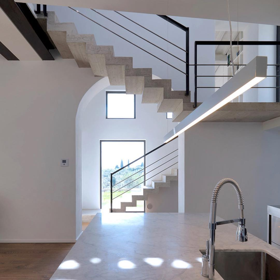 We have this things with the stairs... . . . #architecture #stairs #stairsporn #archilovers #residential #archdaily #interiordesign #italianarchitect